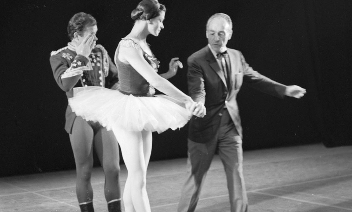 George Balanchine ballet