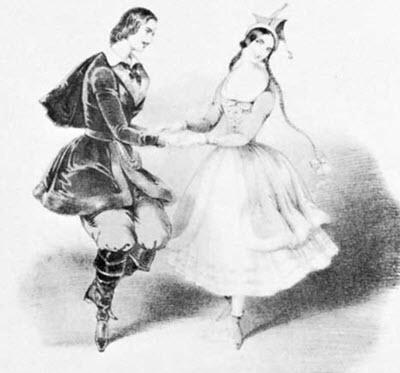Jules Perrot dance